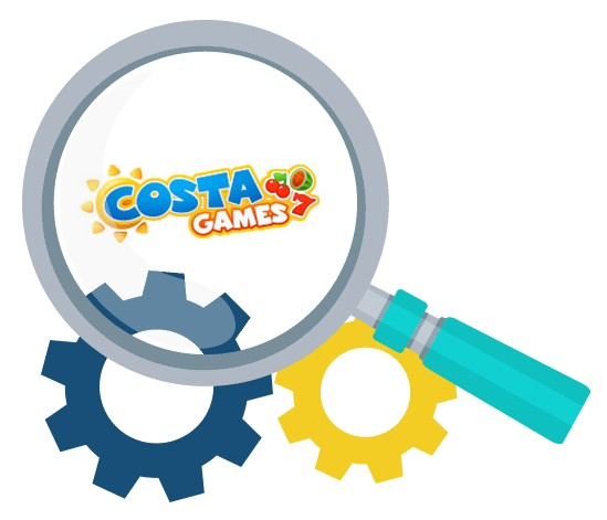 Costa Games - Software