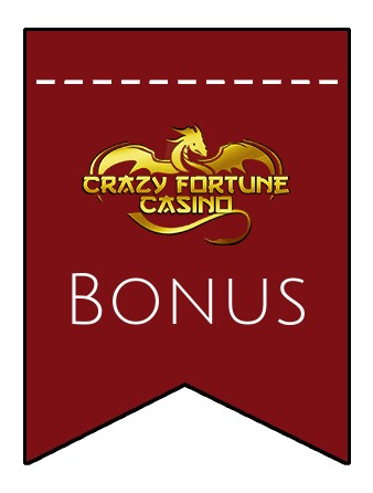 Latest bonus spins from Crazy Fortune