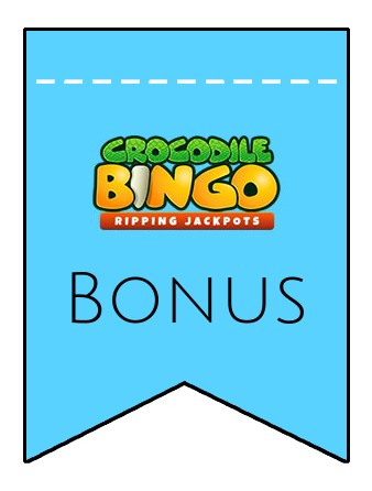 Latest bonus spins from Crocodile Bingo
