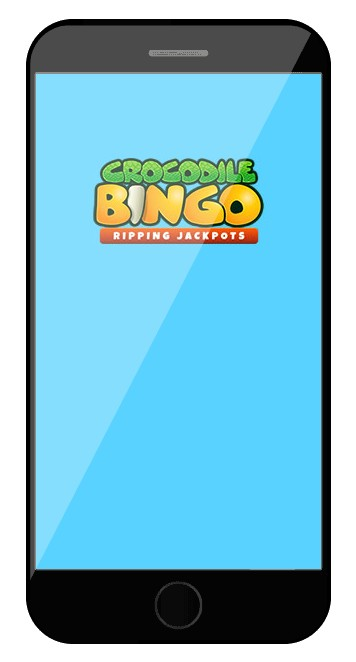 Crocodile Bingo - Mobile friendly