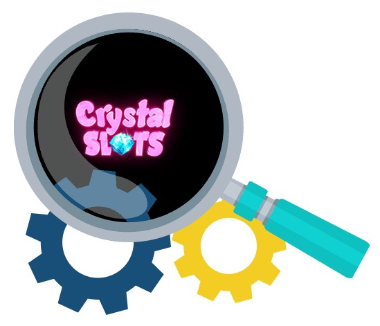 Crystal Slots - Software