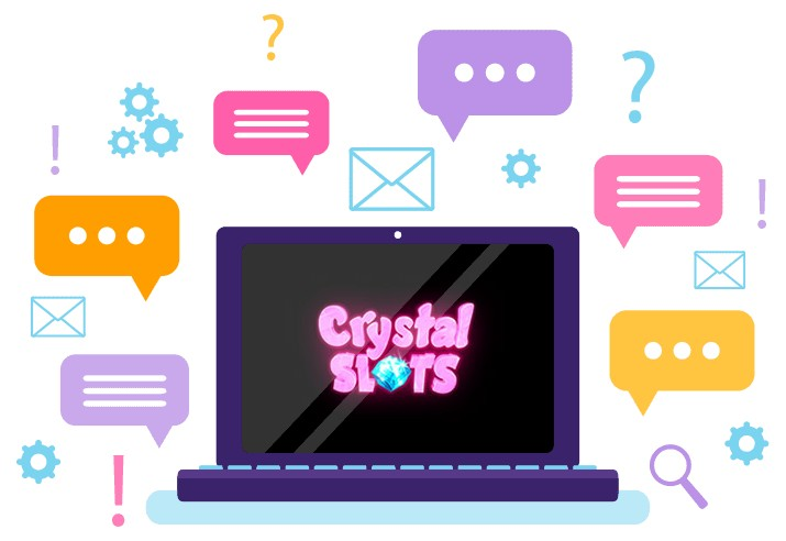 Crystal Slots - Support