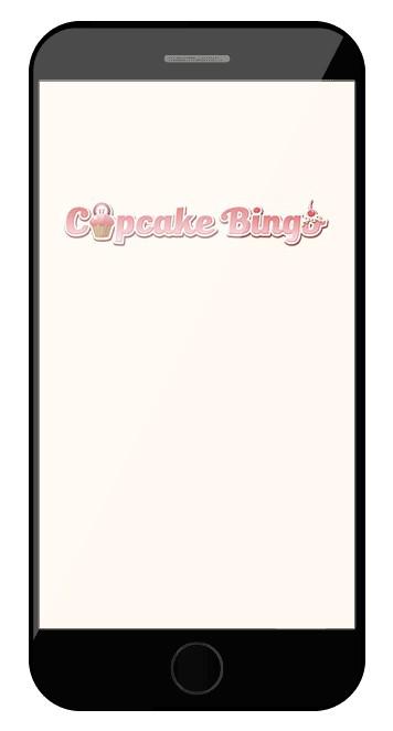 Cupcake Bingo Casino - Mobile friendly