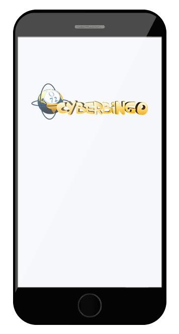 CyberBingo Casino - Mobile friendly