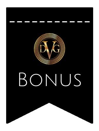 Latest bonus spins from Da Vincis Gold