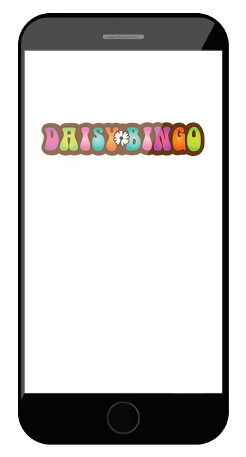 Daisy Bingo Casino - Mobile friendly