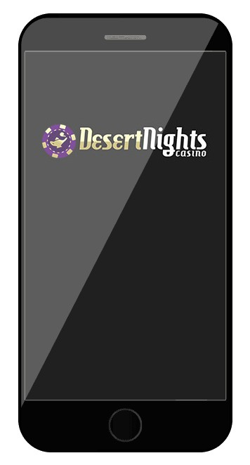 Desert Nights Casino - Mobile friendly