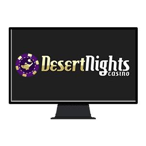 Desert Nights Casino - casino review
