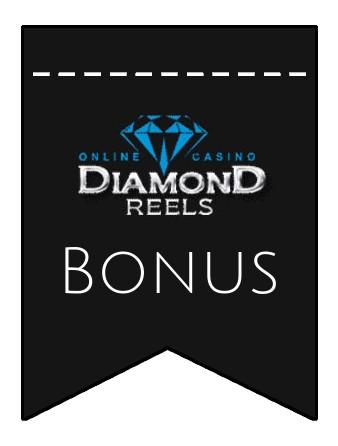 Latest bonus spins from Diamond Reels