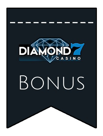 Latest bonus spins from Diamond7 Casino