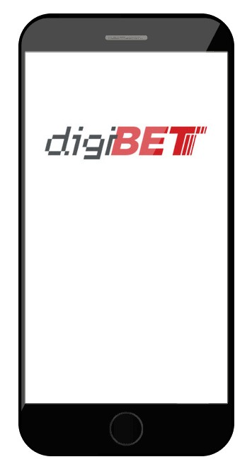 Digibet - Mobile friendly