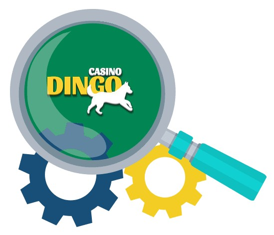 Dingo Casino - Software