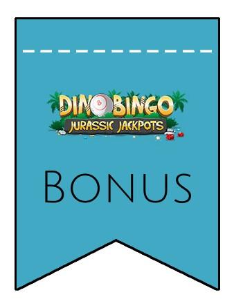 Latest bonus spins from Dino Bingo