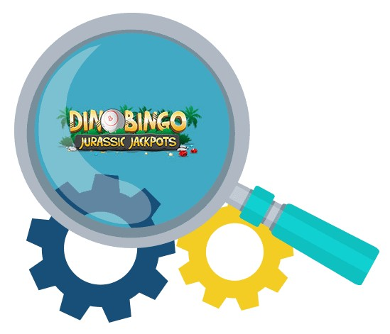 Dino Bingo - Software