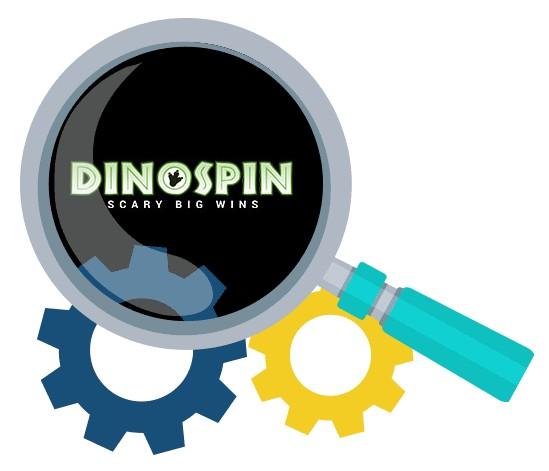 DinoSpin - Software