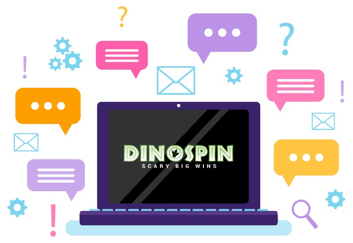 DinoSpin - Support