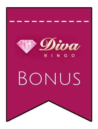 Latest bonus spins from Diva Bingo Casino