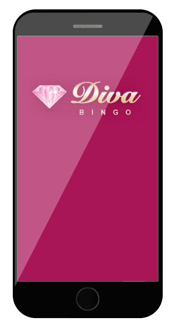 Diva Bingo Casino - Mobile friendly