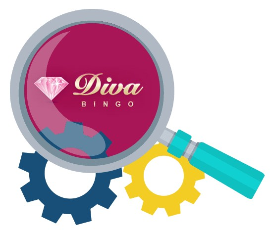 Diva Bingo Casino - Software