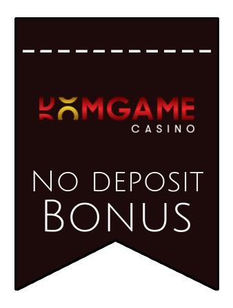 DomGame Casino - no deposit bonus CR