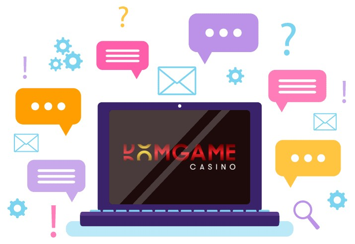 DomGame Casino - Support