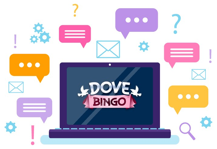 Dove Bingo - Support