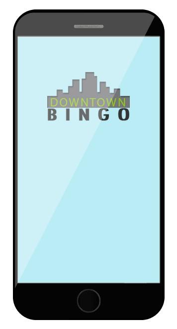 Downtown Bingo - Mobile friendly