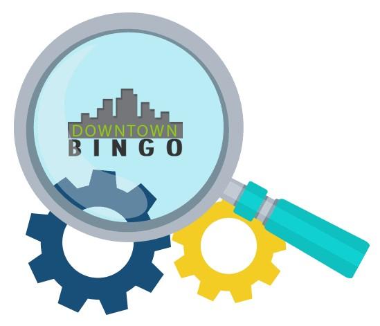 Downtown Bingo - Software