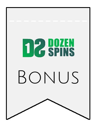 Latest bonus spins from DozenSpins
