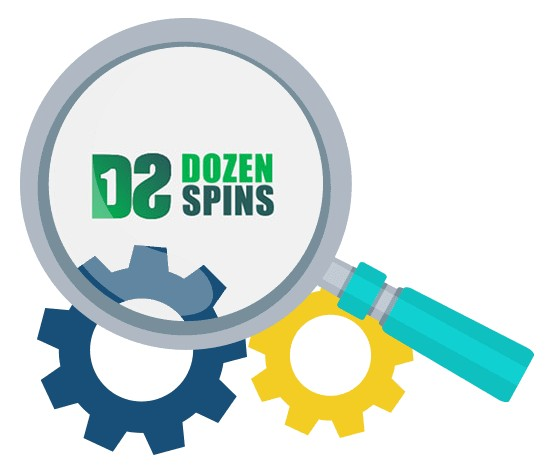 DozenSpins - Software