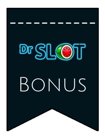 Latest bonus spins from Dr Slot Casino