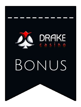 Latest bonus spins from Drake Casino