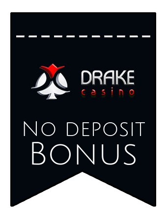 Drake Casino - no deposit bonus CR
