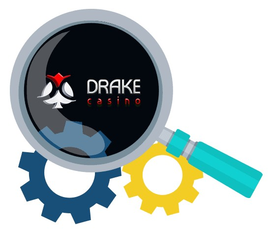 Drake Casino - Software