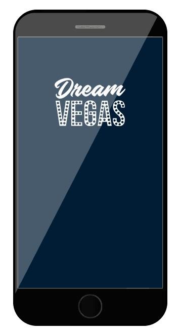 Dream Vegas Casino - Mobile friendly