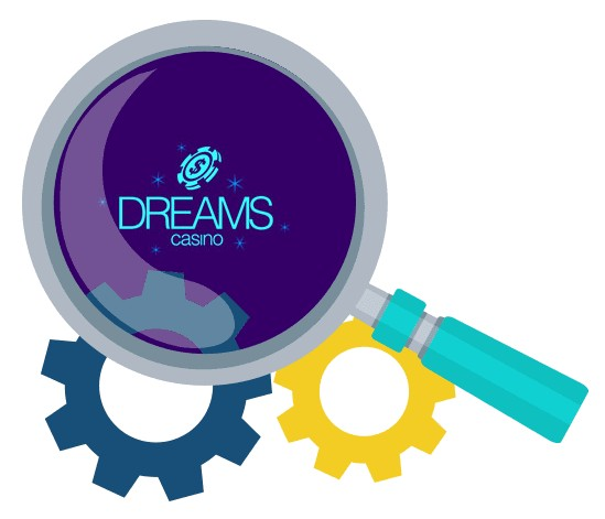 Dreams Casino - Software