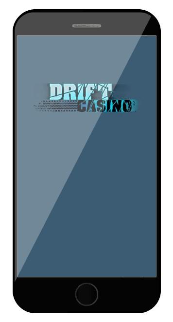 Drift Casino - Mobile friendly