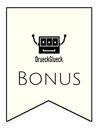 Latest bonus spins from DrueckGlueck Casino