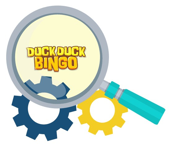 Duck Duck Bingo Casino - Software