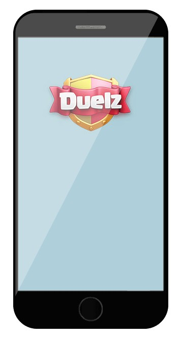 Duelz Casino - Mobile friendly