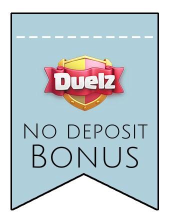 Duelz Casino - no deposit bonus CR