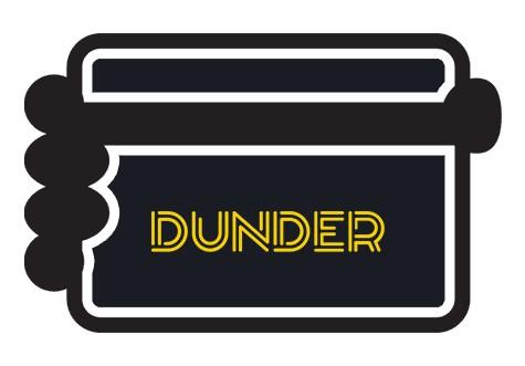 Dunder Casino - Banking casino