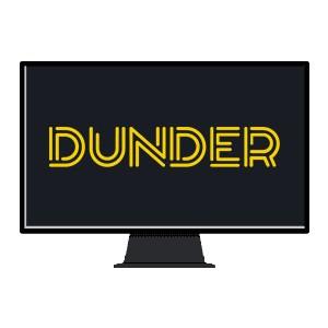 Dunder Casino - casino review