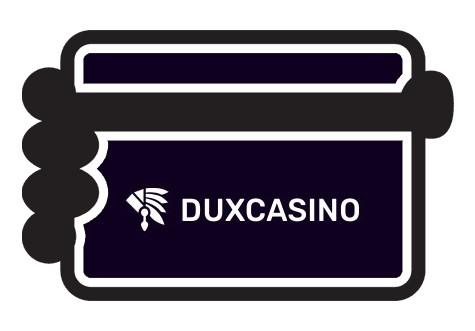 Duxcasino - Banking casino