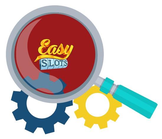 Easy Slots Casino - Software