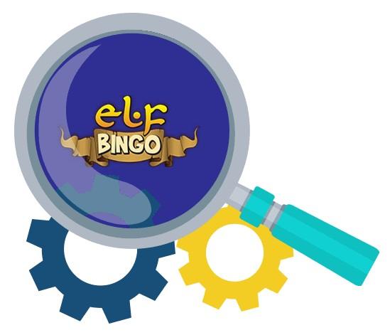 Elf Bingo - Software