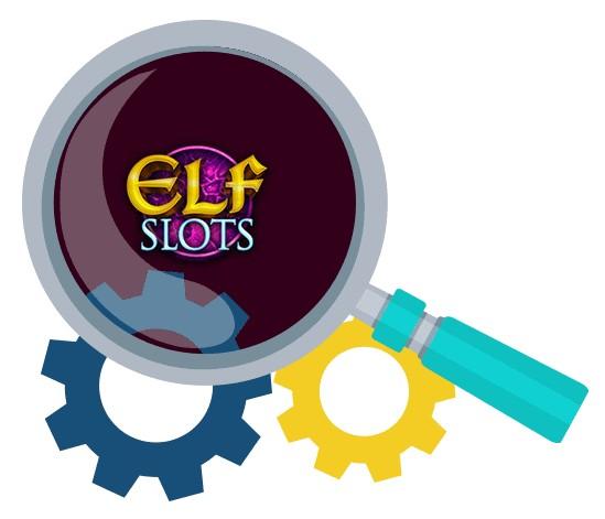Elf Slots - Software