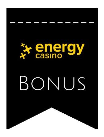 Latest bonus spins from Energy Casino