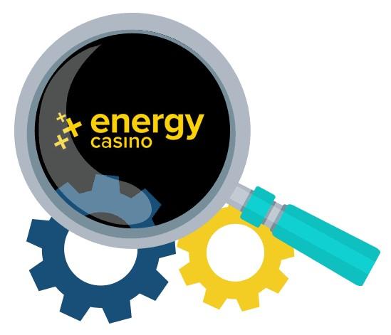 Energy Casino - Software