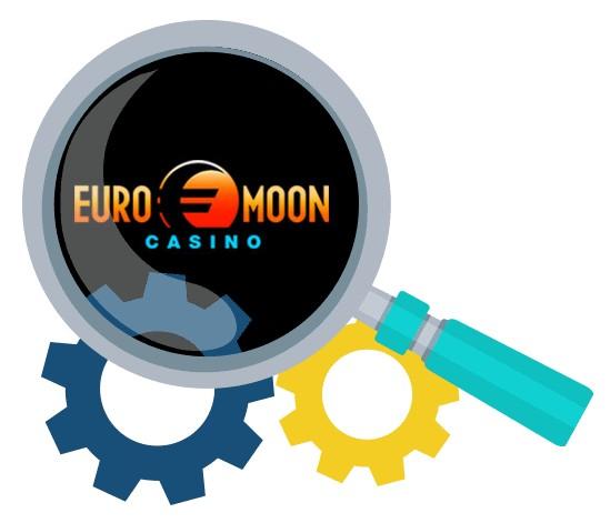 Euro Moon Casino - Software